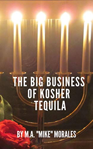 The Big Business of Kosher Tequila book cover