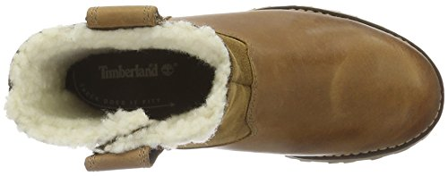 Timberland Asphalt Trail_asphalt Trail_chestnut Ridge Warm-lined, Bottines à doublure froide mixte enfant Marron - Marron clair