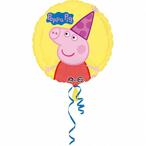 GUIZMAX Grand Ballon hélium Peppa Pig Neuf