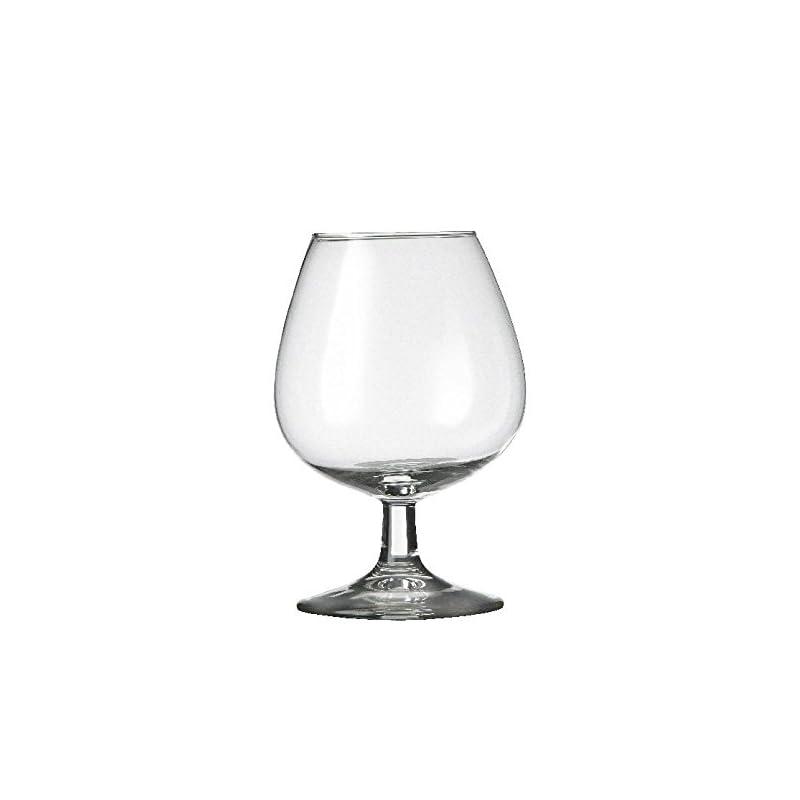 6 X Cognacschwenker Cognacglas Glas Transparent 37 Cl 88 Cm Hhe 129 Cm