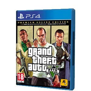 #Videojuego Grand Theft Auto V Premium Edition por 29,99€ ¡¡25% de descuento!!