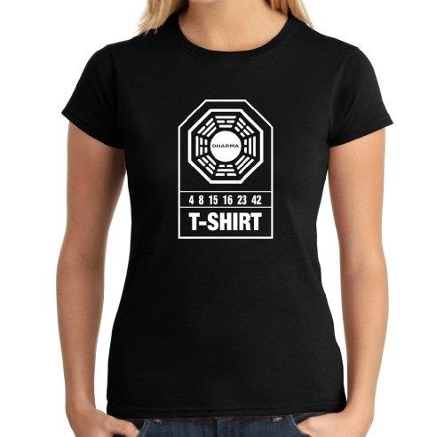 Lost Dharma Ladies T-Shirt