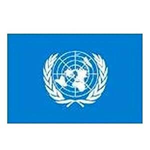 United Nations Flag 5ft x 3ft