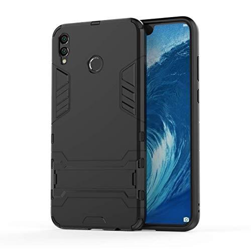 DAYNEW Capa para Xiaomi Mi 9, Durável Ultra Fino Stent Shell Duro, Máxima Proteção contra Quedas e Capa de Choque para Xiaomi Mi 9-Preto