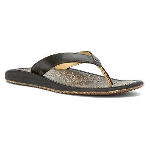 OluKai Paniolo Women Black