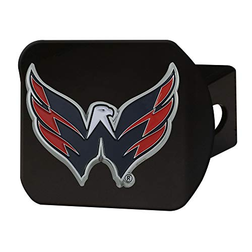 FANMATS NHL Washington, Capitals Color Hitch - Blackcolor Hitch - Schwarz, Teamfarben, Einheitsgröße -