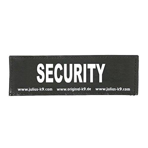 Julius K9 8151127 2 Klettsticker S. Security