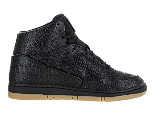 Nike Air Python Prm, Scarpe da Basket Uomo Black/Gum Light Brown