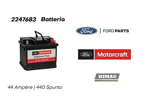 Batteria OE MOTORCRAFT 12v 44A Ampere 440 Spunto