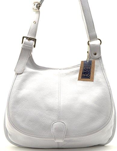 bbd987b0a4 CUIR DESTOCK sac à main bandoulière cuir grainé modèle lively - SPECIAL  BLACK FRIDAY