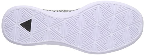 Tamaris 23707, Baskets Basses femme Multicolore - Mehrfarbig (BLACK DOTS 055)
