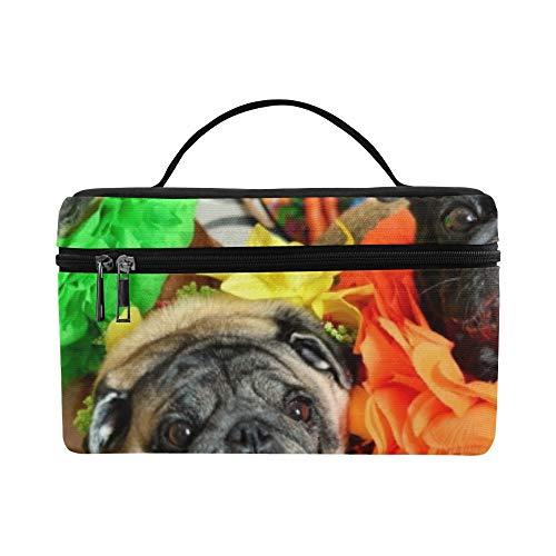 Hunde Karneval Lunch Box Tote Bag Lunch Holder Isolierte Lunch Cooler Bag Für Frauen/Männer/Picknick/Bootfahren/Strand/Angeln/Schule/Arbeit