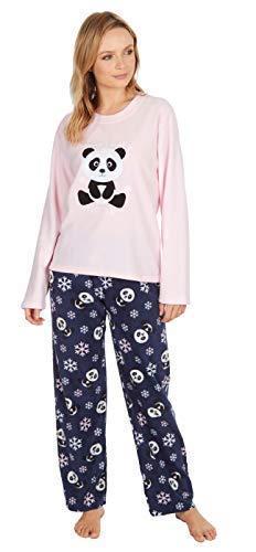 Pijama Azul Celeste de Osos Panda