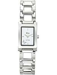 GO Girl Only Damen-Armbanduhr Analog Quarz Metall 693042
