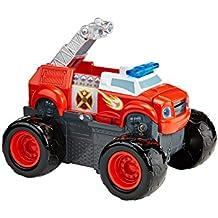 Blaze Vehículo Fisher Price - Automóvil de bomberos convertible - Modelo n. DRY93