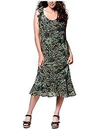 Joe Browns Damen-Kleid Georgettekleid Mehrfarbig