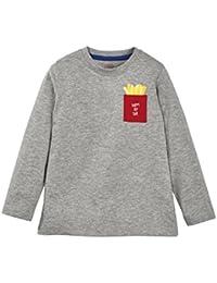 lupilu Camiseta de Manga Larga - para Niño
