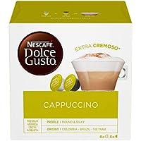 NESCAFÉ Dolce Gusto Cappuccino, 6 Confezioni da 16 Capsule (96 Capsule)