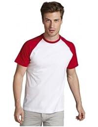 SOL 'S Funky Kontrast T-Shirt
