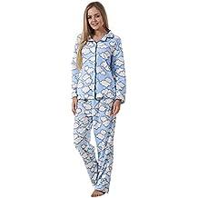 Conjunto de pijama para mujer - Forro polar