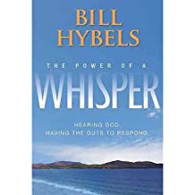 [( The Power of a Whisper Participant's Guide with DVD: Hearing God, Having the Guts to Respond[ THE POWER OF A WHISPER PARTICIPANT'S GUIDE WITH DVD: HEARING GOD, HAVING THE GUTS TO RESPOND ] By Hybels, Bill ( Author )Oct-12-2010 Paperback By Hybels, Bill ( Author ) Paperback Oct - 2010)] Paperback