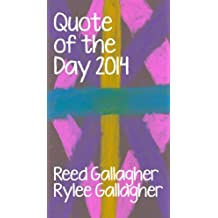 Quote of the Day 2014 (English Edition)