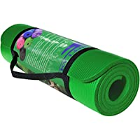 Skyland Yoga Mat, Green - 10 mm (183 x 61cm)