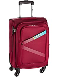 Safari greater Polyester 55-Cm Soft Sided cabin Trolley