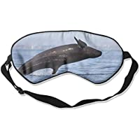 Jump Dolphins 99% Eyeshade Blinders Sleeping Eye Patch Eye Mask Blindfold For Travel Insomnia Meditation preisvergleich bei billige-tabletten.eu