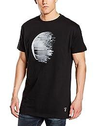 Carrera Jersey, Zip Laterali, Oversize, T-Shirt Homme