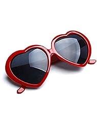 Li-an-ca Sonnenbrille Herzform Pfirsichherz