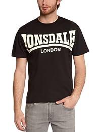 Lonsdale Herren Langarmshirt T-Shirt York