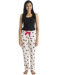Nite Flite Women's Cupcake cotton pajamas