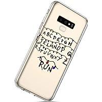 Handytasche Samsung Galaxy Note 9 Silikonhülle Cover Durchsichtige Handyhülle Silikon Kristall Klar Transparent... preisvergleich bei billige-tabletten.eu