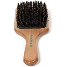 GranNaturals Boar Bristle Paddle Hair Brush by GranNaturals