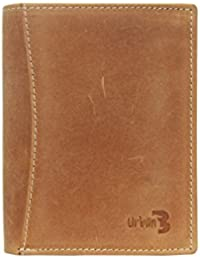 Urban Bull Premium Stylish Genuine Leather Wallet Purse For Men And Boys