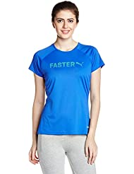 PUMA Damen T-Shirt Powercool Graphic Tee W