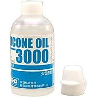Aceite de silicona # 3000 (40cc) SIL3000 [HTRC 3] (Jap?n importaci?n / El paquete y el manual est?n escritos en japon?s)