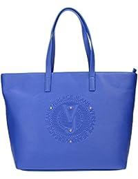 Versace Jeans E1VPBBAA Bolso Shopper Mujer BLUE TU