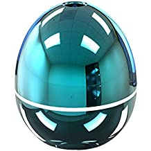 ZODOF Humidificador Ultrasónico Aromaterapia,Difusor de Aroma Aceites Esenciales con Vapor Frío, Ambientador,