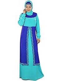 MyBatua Women's Suheera Dual Layer Abaya Online