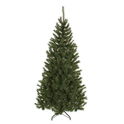 Black Box Trees 382977 Kingston Pine Künstlicher Weihnachtsbaum, PVC/Hardneedle, grün, 117 x...