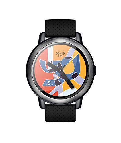bloatboy | LEMFO LEM8 Sport Smart Watch - Bluetooth Smart Watch 4G WiFi 32GB Kamera Herzfrequenz Für Android/iOS - 580Mah Batterie Bluetooth/GPS/Pulsmesser für Menschen (Grau)