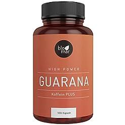 Guarana Kapseln mit Koffein