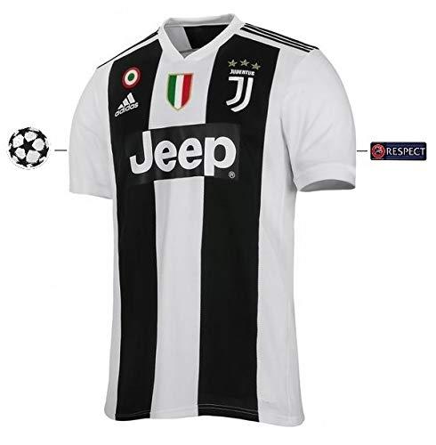 Juventus Turin Trikot Herren 2018-2019 Home UCL (L)