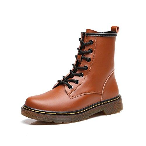 madingyinglun boots/Ajouter Cachemire grossier avec des bottes hautes E