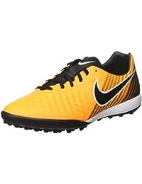 Nike Magistax Onda II TF, Chaussures de Football Homme, Laser Orange/Black-White-Volt