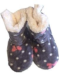 Diemme intimo Pantofole Babbucce per Bambine Ragazze morbide e Calde ee599f1bba5