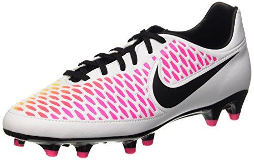 Nike Herren Magista Onda Fg Fußballschuhe Multicolore (White/Black/Pink  Blast/Volt