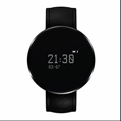 Smart Fitness Tracker Pedometer smart bracelet täglich wasserdicht Sweatproof Aktivitätstracker Sleep Monitor Smart Armband für iPhone Android Smartphone–Herren Damen Jungen Mädchen